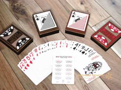 Fashionable Playing Cards