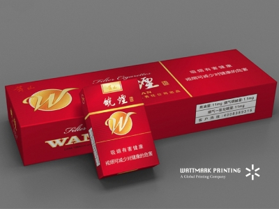 Premium quality cigarette boxes